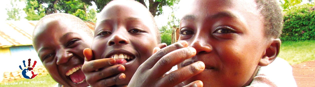 Herzlich willkommen auf unseren Vereins-Seiten - Gegen Armut können wir etwas tun: Bildung!