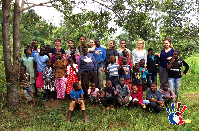 Eine Keniareise ins Kiaragana Kinderheim - Geschwister Prenski 2016