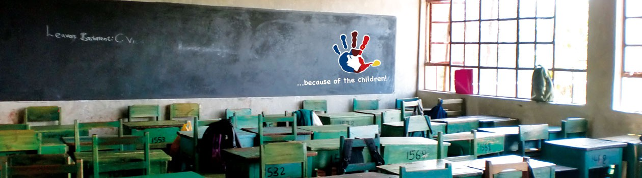 KIDS Kenia - Tuko Pamoja Sasa - KIDS Kenia Bildungsprogramm