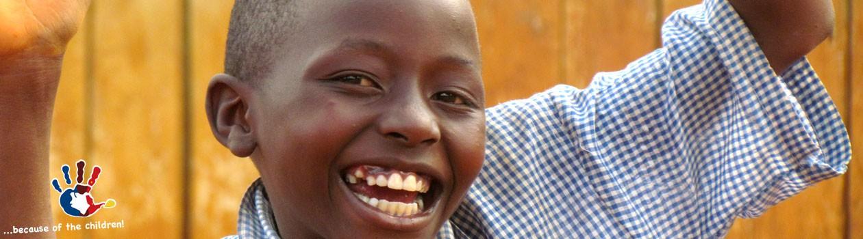 Danke - KIDS Kenia sagt Danke!