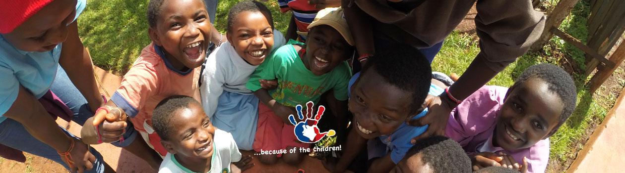 KIDS Kenia Runyenjes Kinderheim Afrika Lübeck