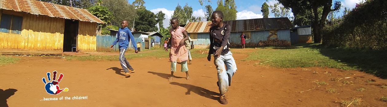 Kiaragana Chidren Home - Kinderheim - Runyenjes, KIDS Kenia e.V.