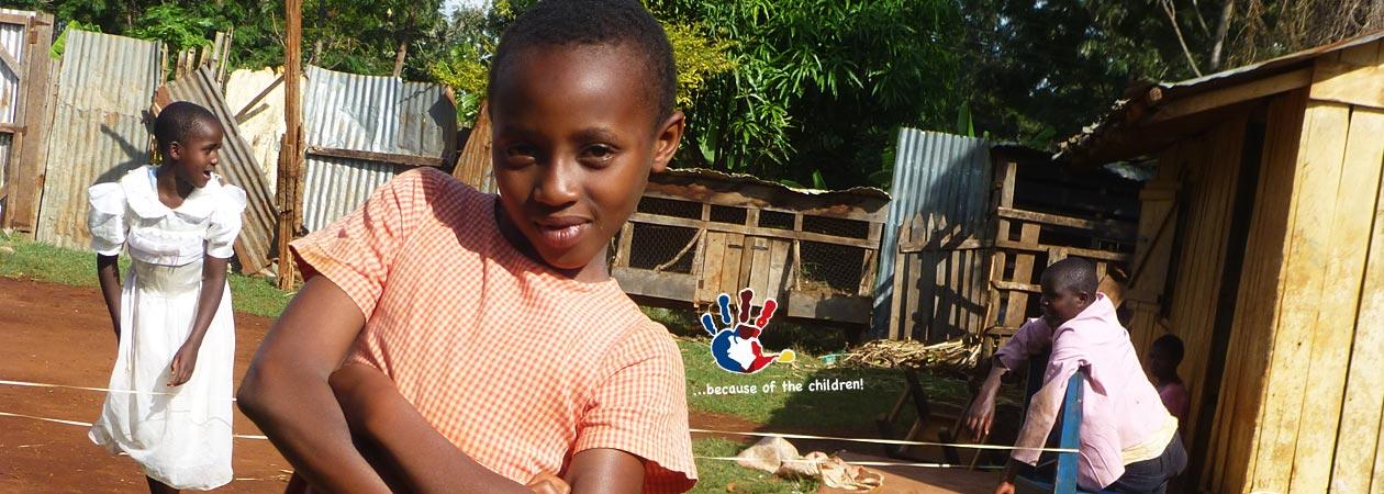 KIDS Kenia - Das werden wir oft gefragt - FAQ