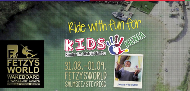 "Ride with fun for KIDS Kenia ""on the road"" - FETZYs WORLD"