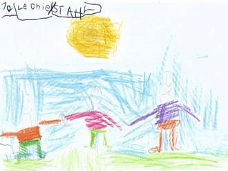 Schulfest - Wir sind Kinder einer Welt - Grundschule Rönnkamp Hamburg