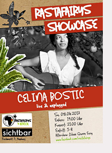 Rastafairys Showcase - Celina Bostic