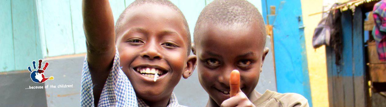 Titelbild Kinderheim KIDS Kenia e.V. - Spenden und Helfen