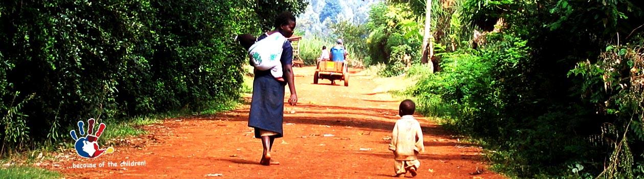 Wie alles begann... KIDS Kenia e.V.