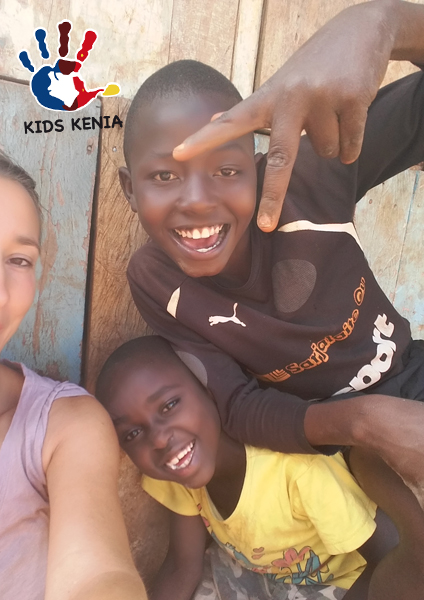 KIDS Kenia - Blog - We are literally saving lives because every child matters! Sarah.Mwende